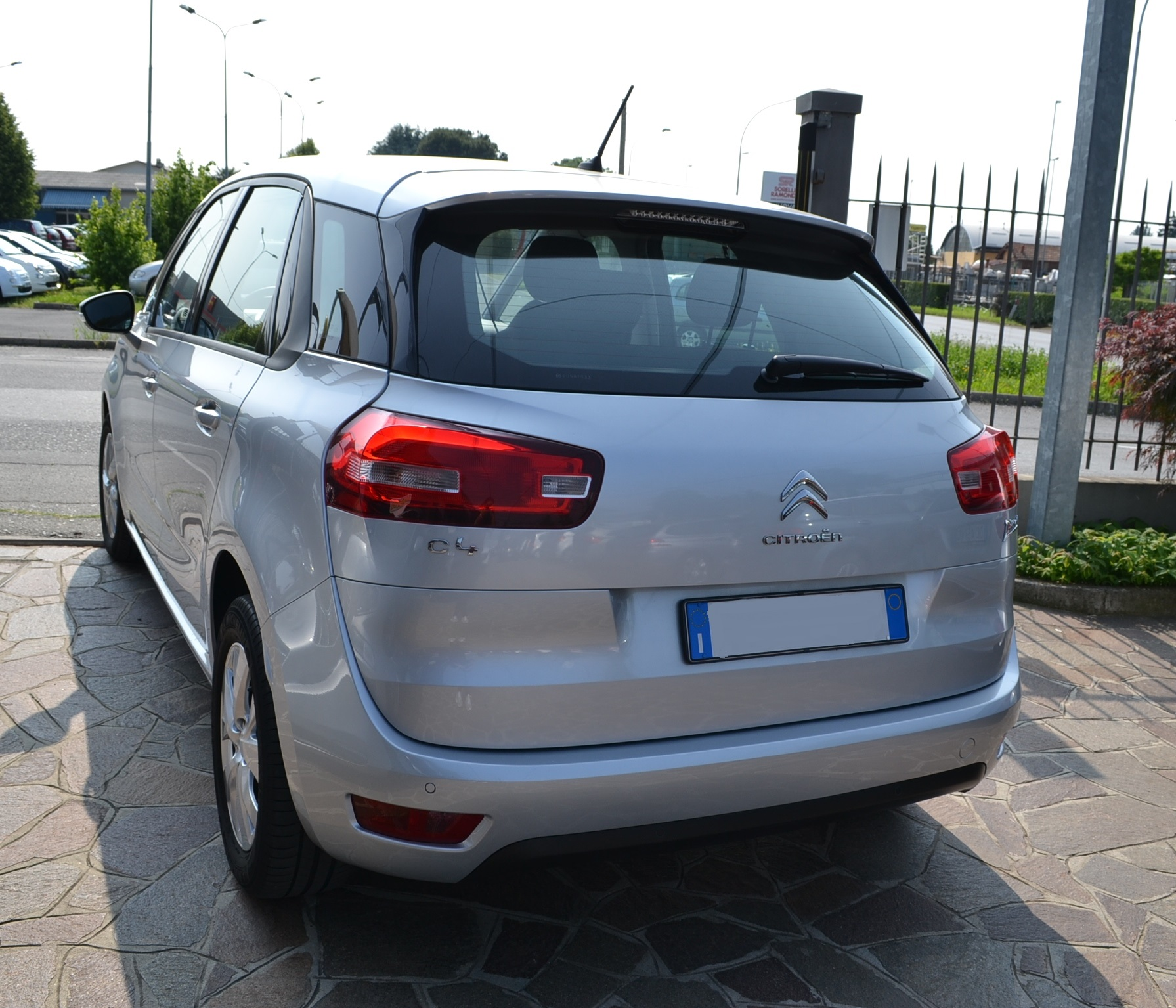 Citroen c4 picasso 1.6 seduction 115cv